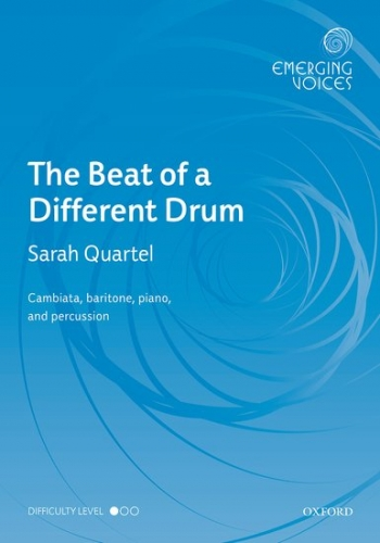 Beat of a Different Drum: CBar, piano & percussion: (OUP)