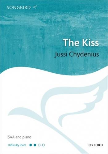 The Kiss: SAA & piano: (OUP)