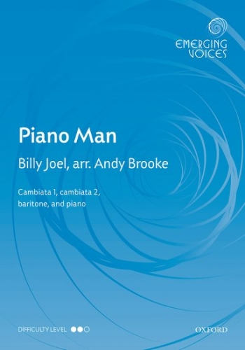 Piano Man: CCBar & piano: (OUP)