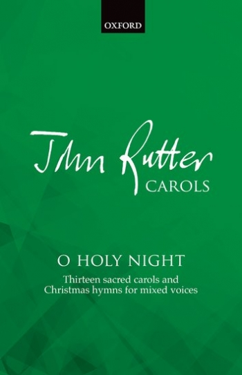 O Holy Night 13 Sacred Carols & Hymns SATB (OUP)