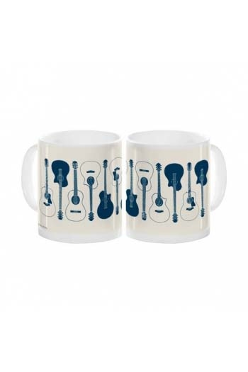 Acoustic Guitars Mug