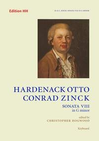 Sonata No. 8 In G Minor For Piano (HH)