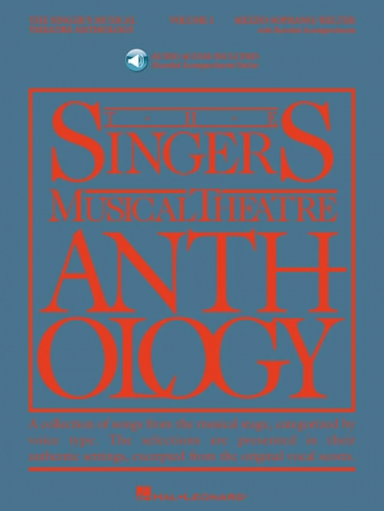 Singers Musical Theatre Anthology Vol.1: Mezzo Soprano: Book & Audio