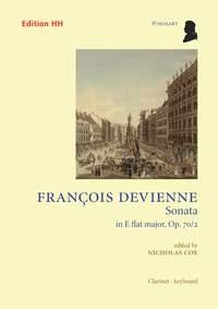 Sonata Op. 70/2: Eb Major: Clarinet & Piano (HH)