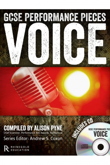 GCSE Performance Pieces: Voice: Book & Cd (Rhinegold)