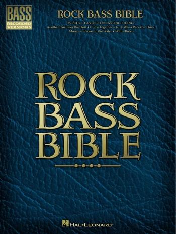 Rock Bass Bible: Bass Recorded Versions