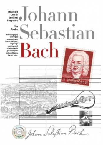 Illustrated Lives Of The Great Composers: Bach