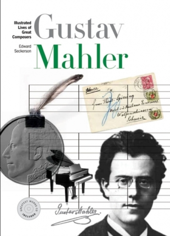 Illustrated Lives Of The Great Composers: Mahler Book & CD