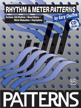 Patterns Rhythm And Meter: Drums (Gary  Chaffee)
