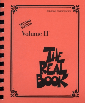 The Real Book Volume II - Second Edition (European Pocket Edition)