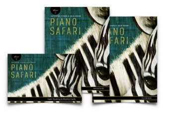 Piano Safari: Level 2 Pack (2nd Edition Revised)