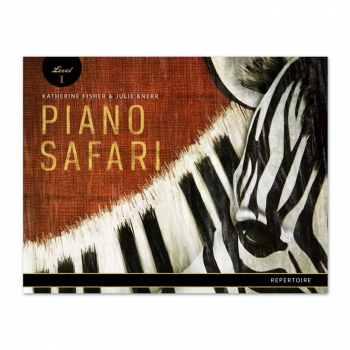 Piano Safari: Repertoire Book 1 (2nd Edition Revised)