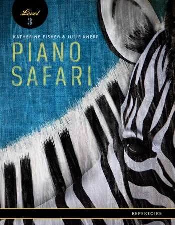 Piano Safari: Repertoire Book 3