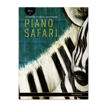 Piano Safari: Technique Book 2 (2nd Edition Revised)