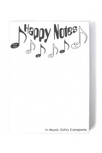 Notepad: Happy Notes