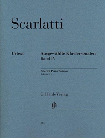 Selected Piano Sonatas, Volume IV (Henle)