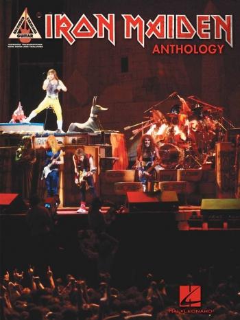 Iron Maiden: Anthology - Guitar Tab