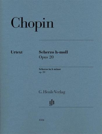 Scherzo: Op.20 B Minor Piano (Henle)