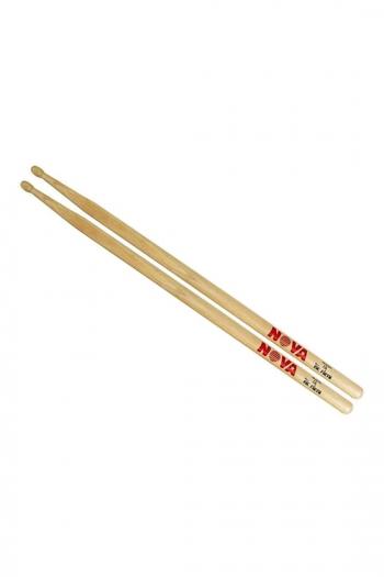 Drum Stick 7A: Vic Firth Nova: Hickory Wood Tip