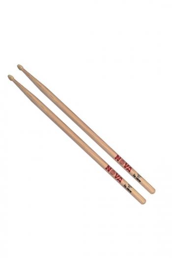 Drum Stick 5B: Vic Firth Nova: Hickory Wood Tip