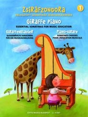 Giraffe Piano Essential Sonatinas For Music Education 1