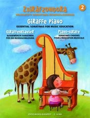 Giraffe Piano Essential Sonatinas For Music Education 2