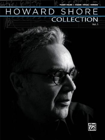 The Howard Shore Collection Piano Vocal Guitar