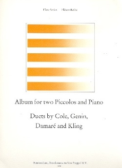 Album For Two Piccolos And Piano (arr Trevor Wye)