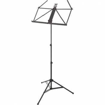 Ruka Lightweight Music Stand - Black