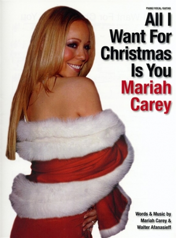 All I Want For Christmas Is You - PVG (Mariah Carey)