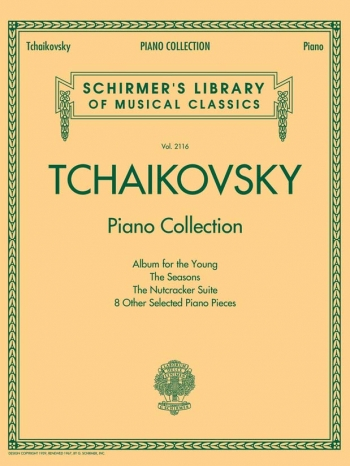 Piano Collection: Schirmer's Library Of Musical Classics Volume 2116