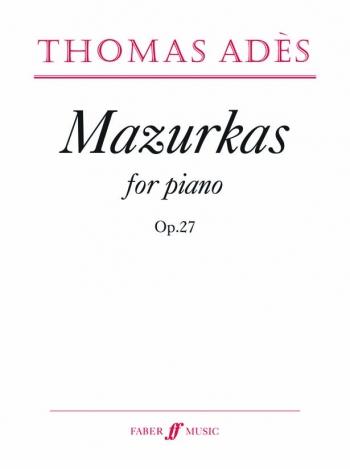 Mazurkas: Op.27: Piano Solo