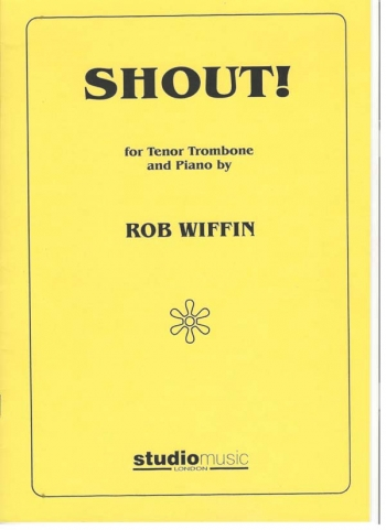 Shout: Bass Clef Trombone & Piano