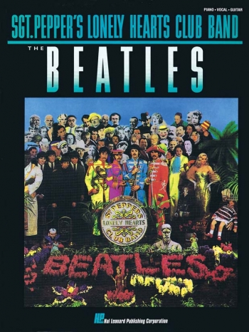 Sgt. Pepper's Lonely Hearts Club Band: Piano Vocal Guitar