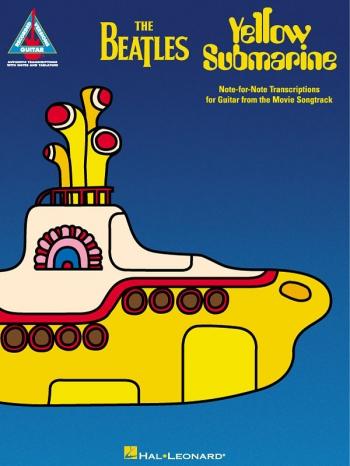 The Beatles - Yellow Submarine Guitar Tab
