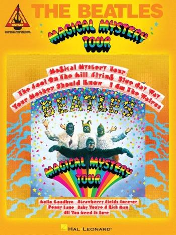 The Beatles - Magical Mystery Tour Guitar Tab