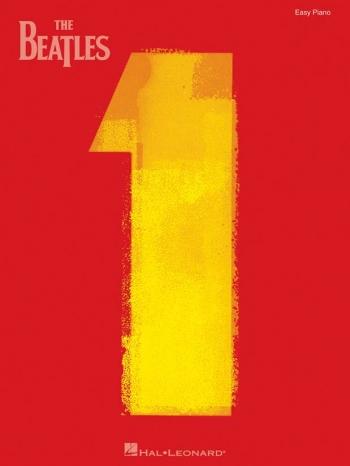 Beatles 1: One: Easy Piano
