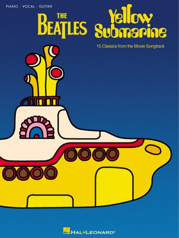 The Beatles - Yellow Submarine:  Piano Vocal Guitar