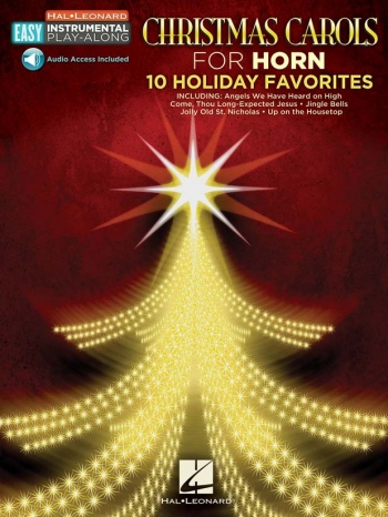 Christmas Carols - French Horn: 10 Holiday Favourites Book & Audio Access