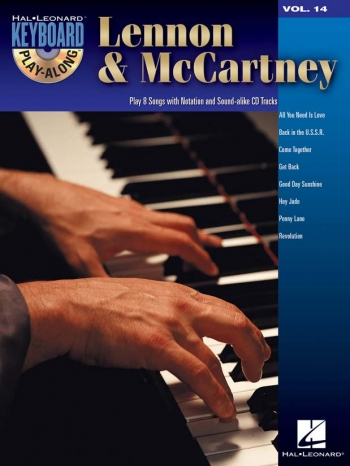 Keyboard Play-Along Volume 14: Lennon & McCartney