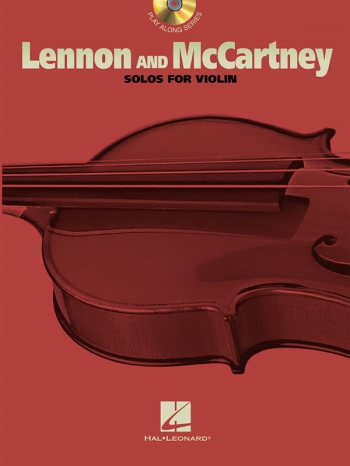 Lennon And McCartney Solos Violin: Book & Cd