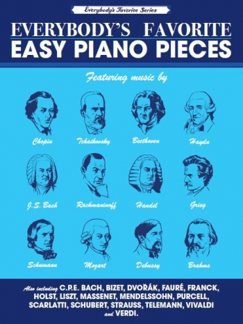 Everybody's Favourite Easy Piano Pieces