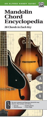 Mandolin Chord Encyclopedia (2nd Edition) (Alfred)