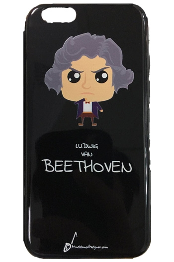 Iphone 6 Phone Cover: Beethoven