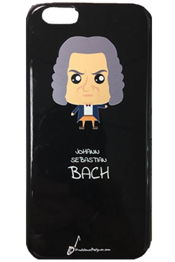 Iphone 6 Phone Cover: Bach