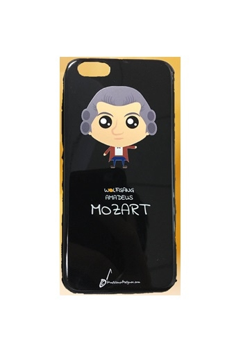 Iphone 6 Phone Cover: Mozart