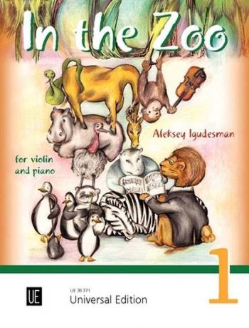 In The Zoo: Violin & Piano  (Igudesman)