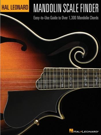 Hal Leonard Mandolin Scale Finder