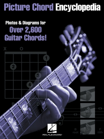 Picture Chord Encyclopedia: Guitar