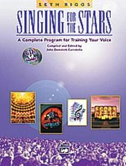Singing For The Stars (Revised) Book & 2 CD By Seth Riggs